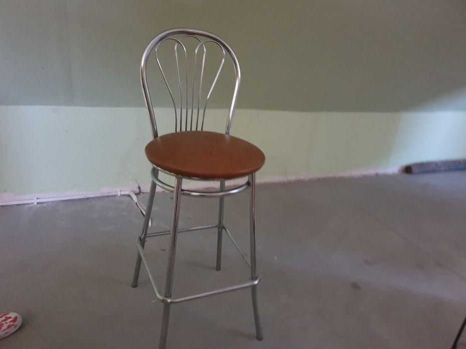Krzesło  wysokie hoker Legnica - image 1