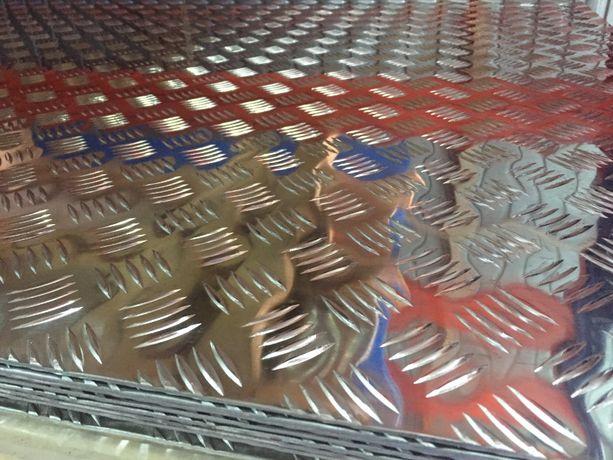 Алюминиевая плита от 8мм - 80мм , алюминиевый лист перфорированный