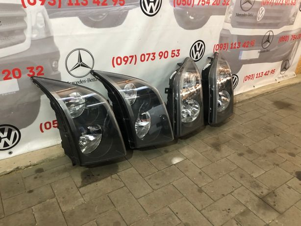 Фара передня ліва права VW Crafter фара правая левая Крафтер лампа