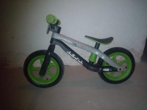 Rower biegowy 12 cali ,pompowane koła