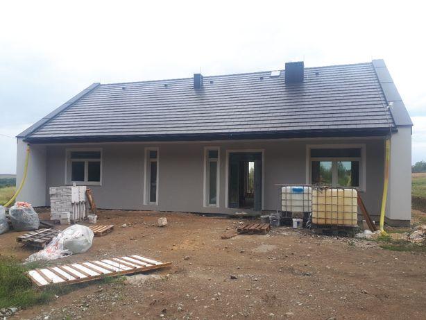 kompleksowe wykonanie dachu , wymiana pokrycia dachowego