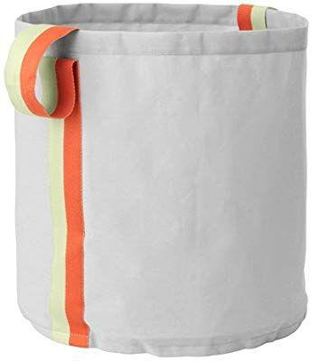 wysyłka_IKEA_NOWE___KNATTING kosze 4 sztuki+SLAKTING torba_jasnoszare