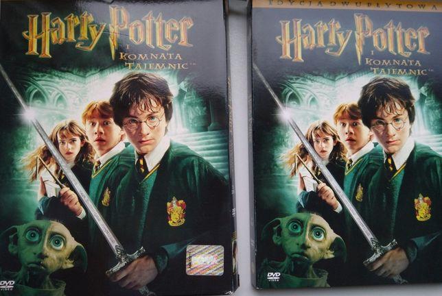 Harry Potter i Komnata Tajemnic edycja dwupłytowa dvd
