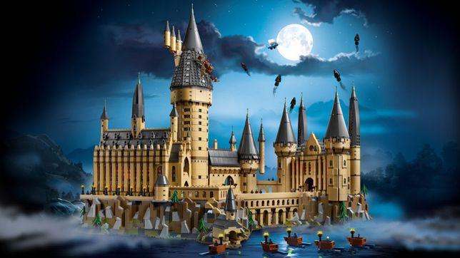 Lego Harry Potter 71043 Замок Хогвартс. Лучший подарок фанату Поттера