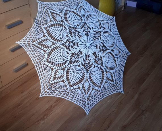 Parasolka koronkowa