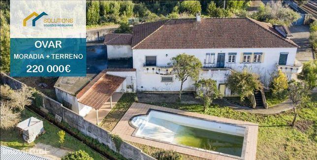Moradia V6 isolada em São João de Ovar