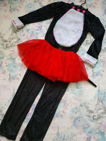 Карнавальный костюм на Хэллоуин кошки,котик,кошечка,котеня киця