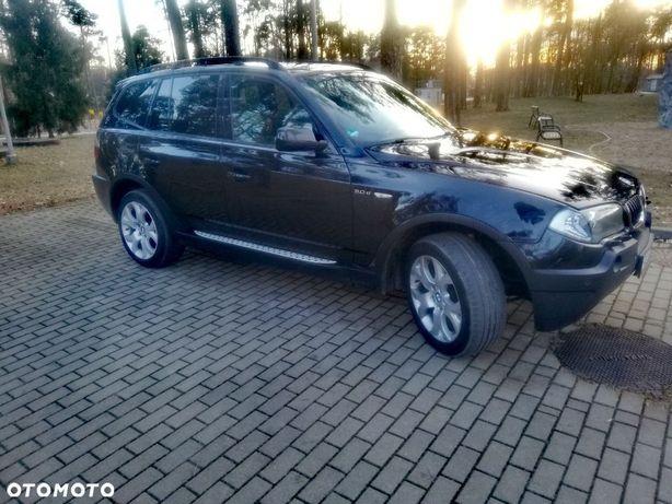 BMW X3 Bmw X3 3.0D