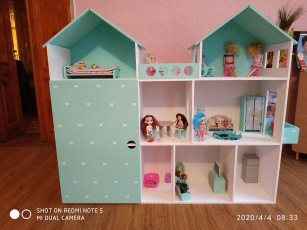 Кукольный домик Барби, Монстер Хай!