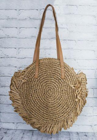 Плетеная сумка Хит продаж