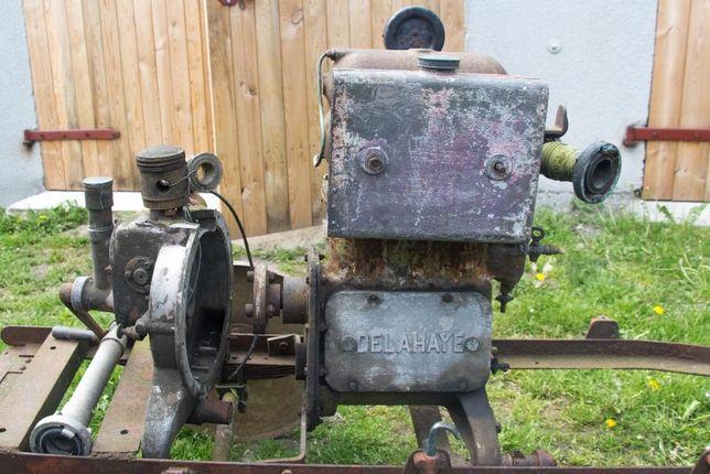 Motopompa Delahaye