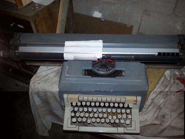 vendo maquina de escrever antiga