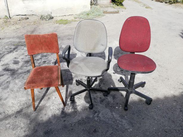 Fotele krzesla