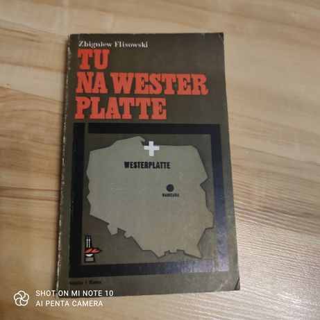 Z. Flisowski Tu na Westerplatte
