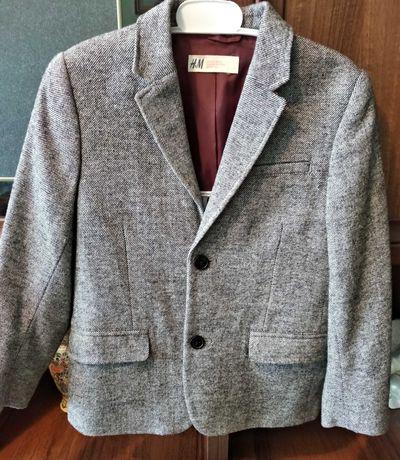 Піджачок H&M (122) 6-7років.