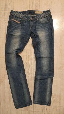 Diesel spodnie damskie 26 jak nowe 78 cm pas