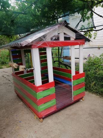 Будиночок для дитячого майданчика/домик на детскую площадку