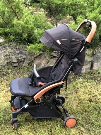 Прогулочная коляска Babyhit Amber черная