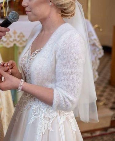 Sweteres angora a'la Kate Midelton