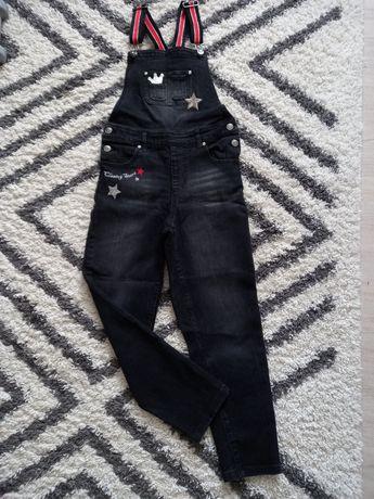 Комбінезон дитячий джинсовий