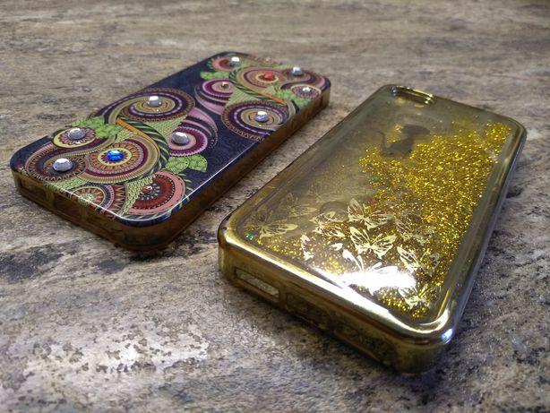 2 чехла iphone 5s 3-й в подарок