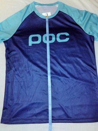 Koszulka rowerowa POC coolmax długi rękaw Longsleeve XL downhill