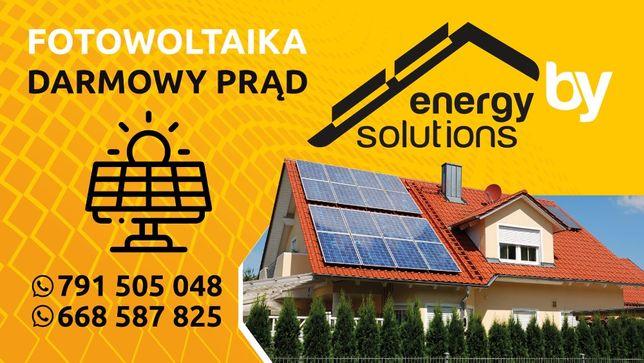 Instalacja Fotowoltaiczna 5.250 kWp Solis i Longi 375W Z MONTAŻEM