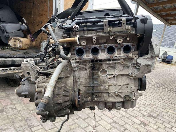 Двигатель Мотор 2.0 FSI BVY BVZ BVX BLR VW Seat Skoda КПП GXV