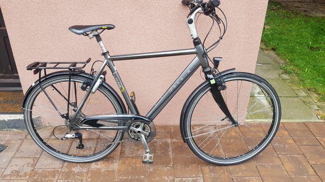 Rower Gazelle medeo ,2x10 Sram,trekking holenderski, magura hs 11