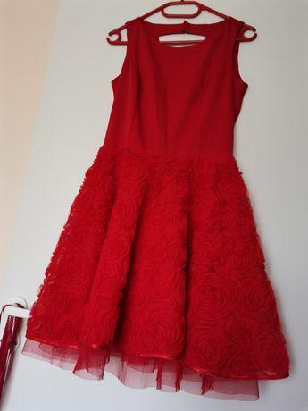 Sukienka wizytowa/ na wesele r.S
