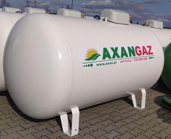 Zbiornik na gaz propan 2700, 4850, 6400. LPG płynny