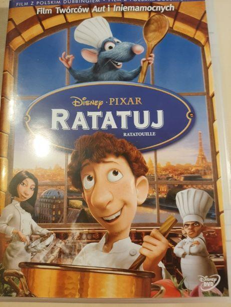 Film DVD Ratatuj