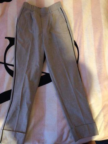 eleganckie spodnie bershka rozm. XS