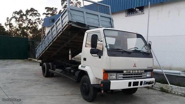 Mitsubishi Canter FH100 eixo traseiro com diferencial