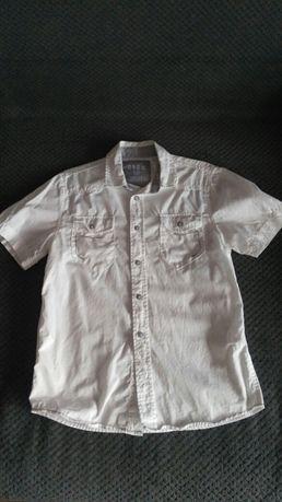 Koszula biała chłopięca roz.146 firmy Reporter young