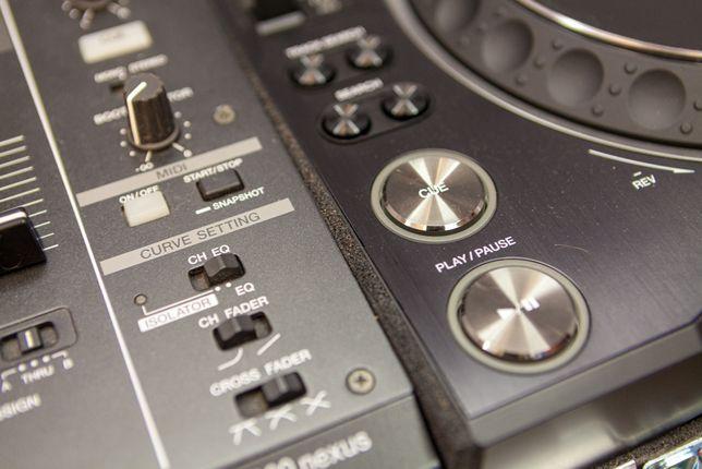Flight case na CDJ 2000 Nexus + DJM 2000 Nexus