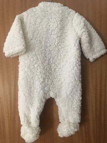 Babygrow / macacão malha carneira NOVO