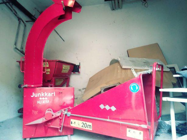 Junkkari HJ 4 M Rębak rozdrabniacz do gałęzi