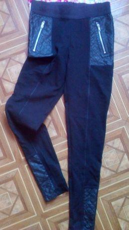 Модные красивые леггинсы 44-48 размер