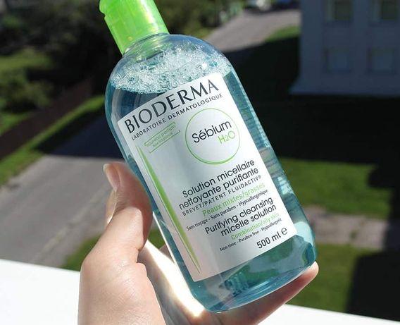Мицеллярный лосьон - bioderma sebium h2o micellaire solution