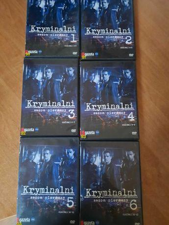 Kryminalni sezon 1 DVD