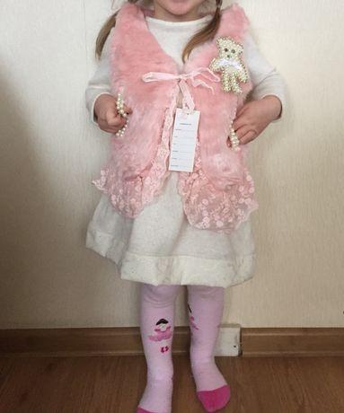 Детская одежда шубки детский костюм детская куртка болеро