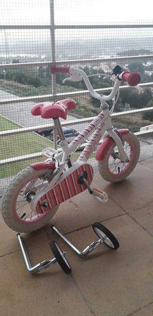 Bicicleta menina (3-5anos)