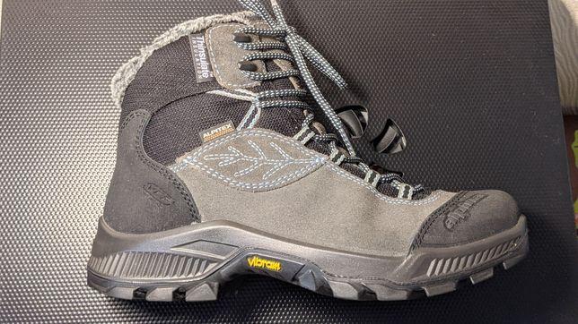 Женские треккинговые зимние ботинки Alpina 39-40р (25 см по стельке)