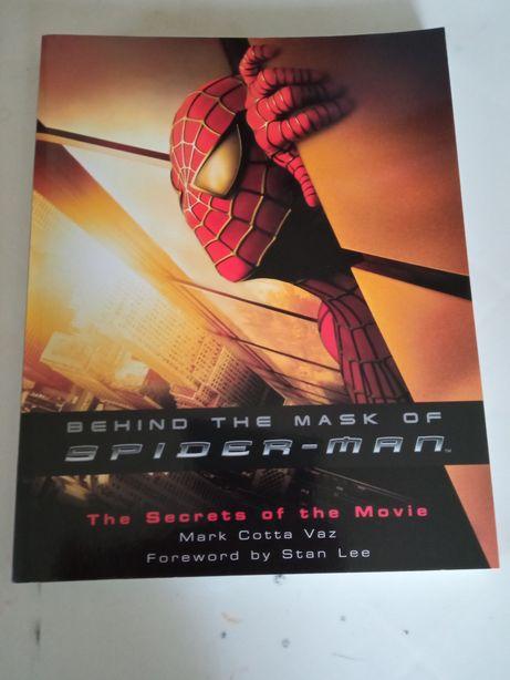 Livro Homem-Aranha - Making Off