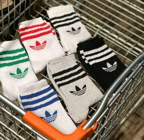 Высокие носки Adidas original оптом от поставщика