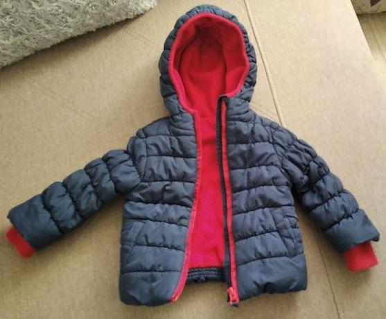 Куртка демісезонна Mathercare на 6-12 місяців
