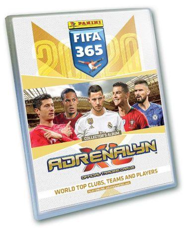 Karty Panini FIFA 365 Adrenalyn XL 2020