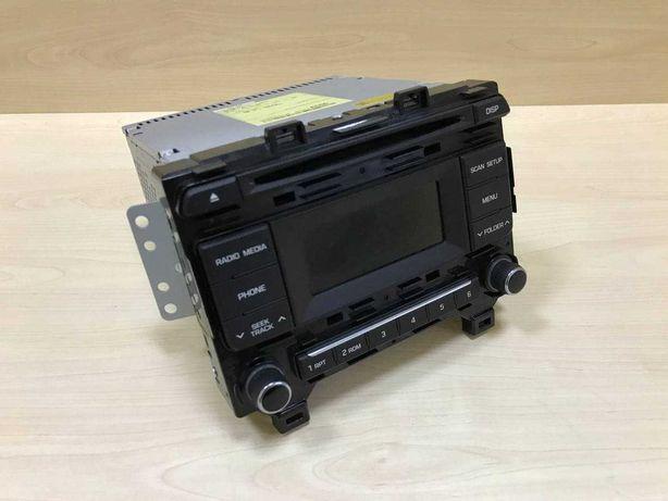 Магнитола Hyundai Sonata LF 2015-2017 96170-C10604X
