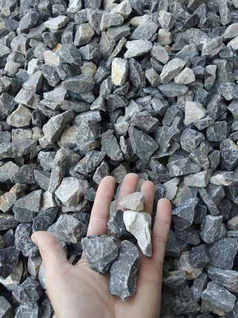 Tłuczeń Kamień Kruszywa Szlaka Gruz Kruszony Piach Żwir Grys Transport